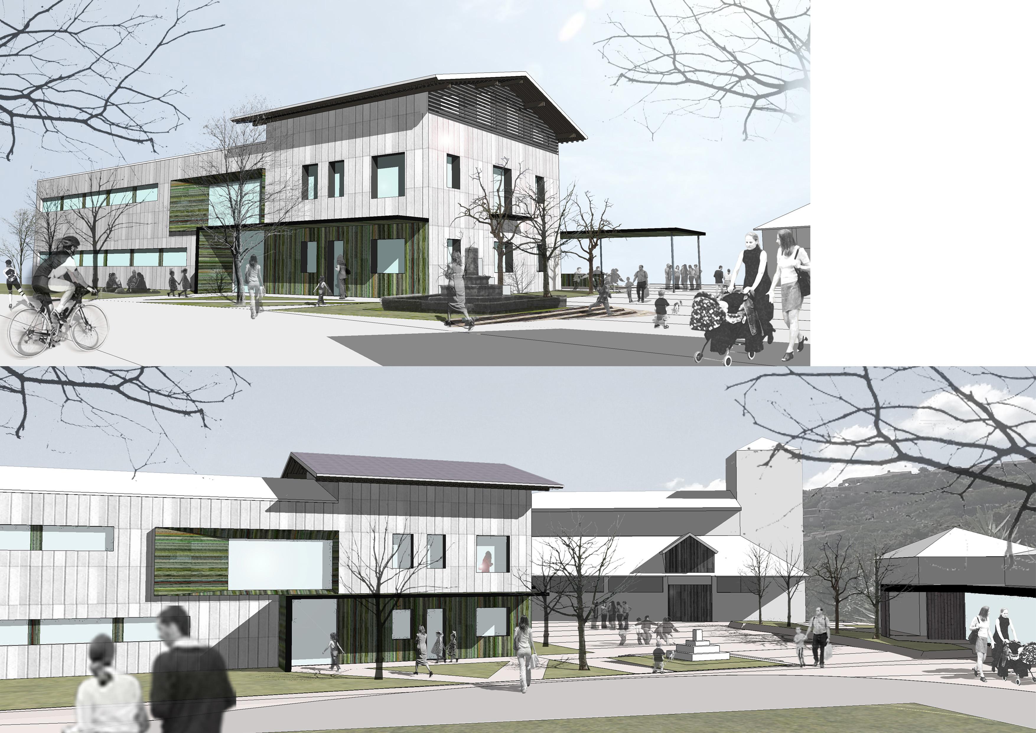 Cooperactiva estudio arquitectura en bilbao for Oficinas hacienda bizkaia